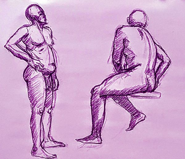 10 minute poses