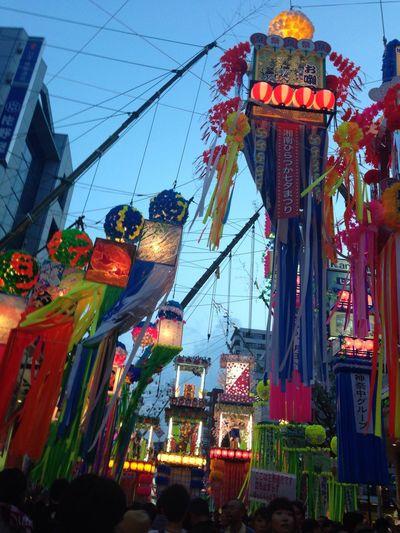 平塚 七夕 七夕祭り Starfestival