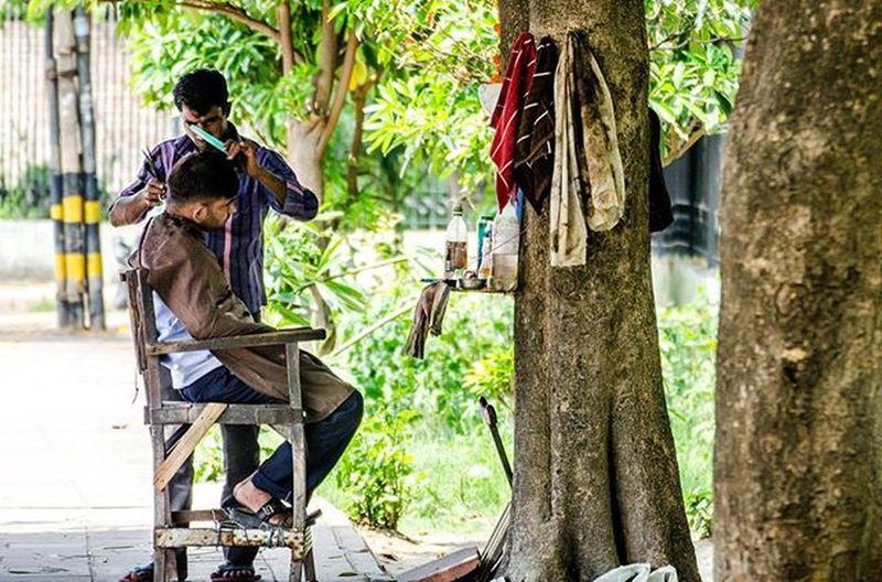 _soi Soiwalks Barber Indianstreets Indianstyle Delhiuniversity DelhiGram Instagram Nikon