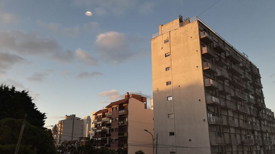mi ciudad My City Mar Del Plata Argentina Ovni ?
