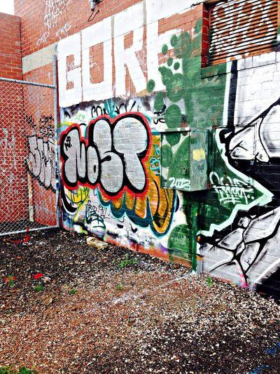 Graffitti Ghetto Tagging