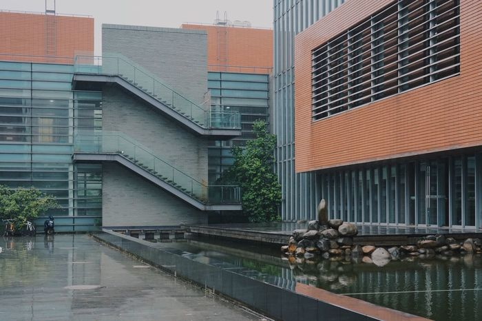 Tongji Univeraity Jiading Campus Teaching Building