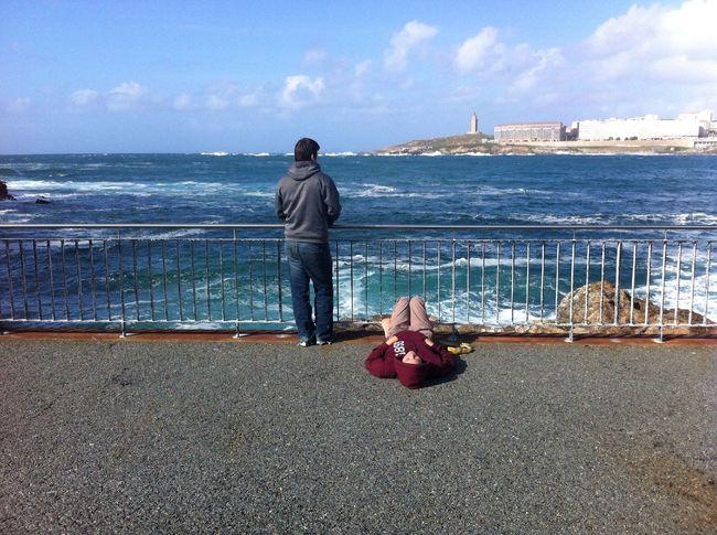 In A Coruña