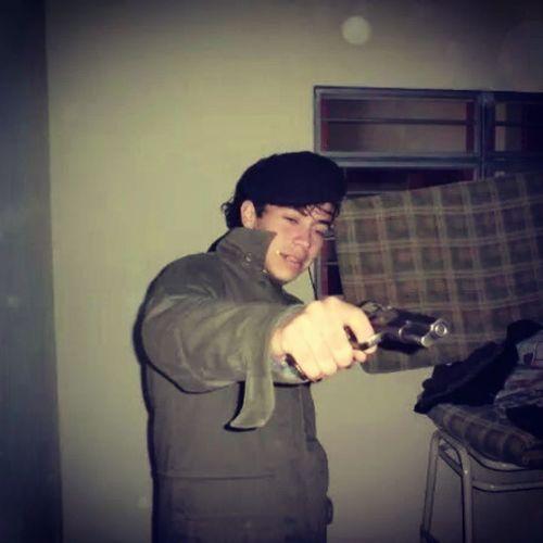 Cuando andaba en las guerrillas Guerrillero jajaj VivaElChe