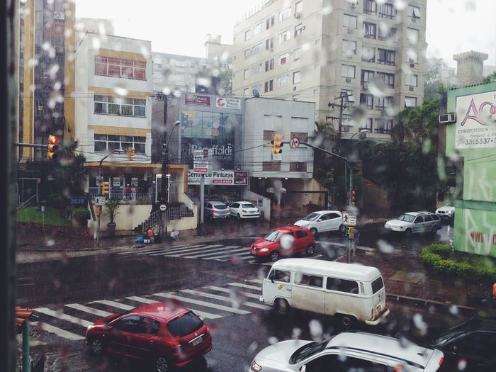 Rain Rainy Days Porto Alegre
