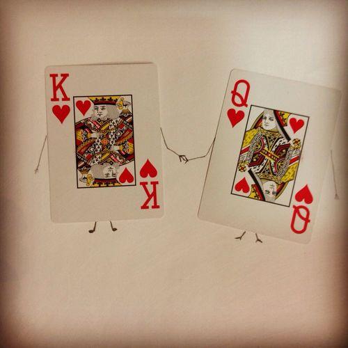 true love, king & queen drawing me