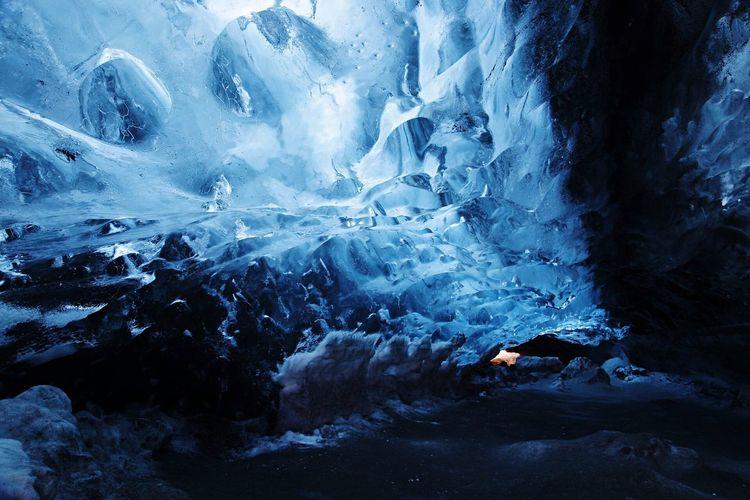 EyeEm Selects EOS 6D EF 24-105mm Iceland Skaftafell Ice Cave Glacier Landscape