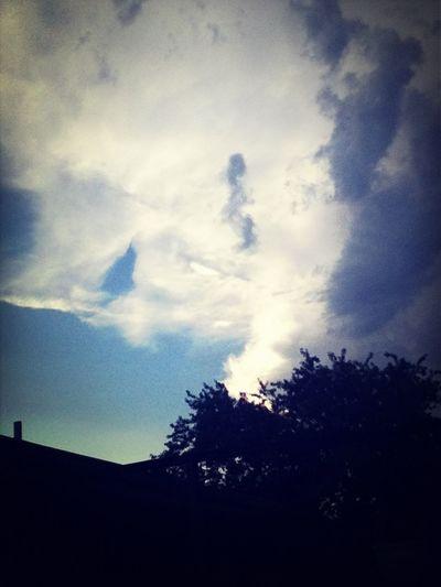 Clouds!!!!!