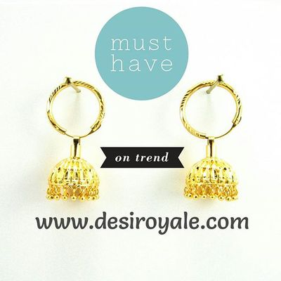 Check out our Beautiful Goldplated Earrings @desiroyale http://www.desiroyale.com/collections/earrings/products/golden-jhumka-earrings Desi Desiroyale Weddings Punjabiwedding IndianWedding Jewelry Accessories Picoftheday Photooftheday Friends Gift Diwali Rakhi Anthropologie Zara Bohemian Bollywood Stylist Stylist MustHave Trend Buy shopping burningman