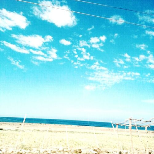 Ilocos Norte, Philippines  Pagudpud Vacation Blue Sky