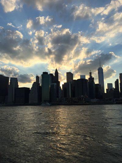 Skyline Brooklin Brooklin Bridge Brooklyn Bridge / New York Brooklinbridge New York