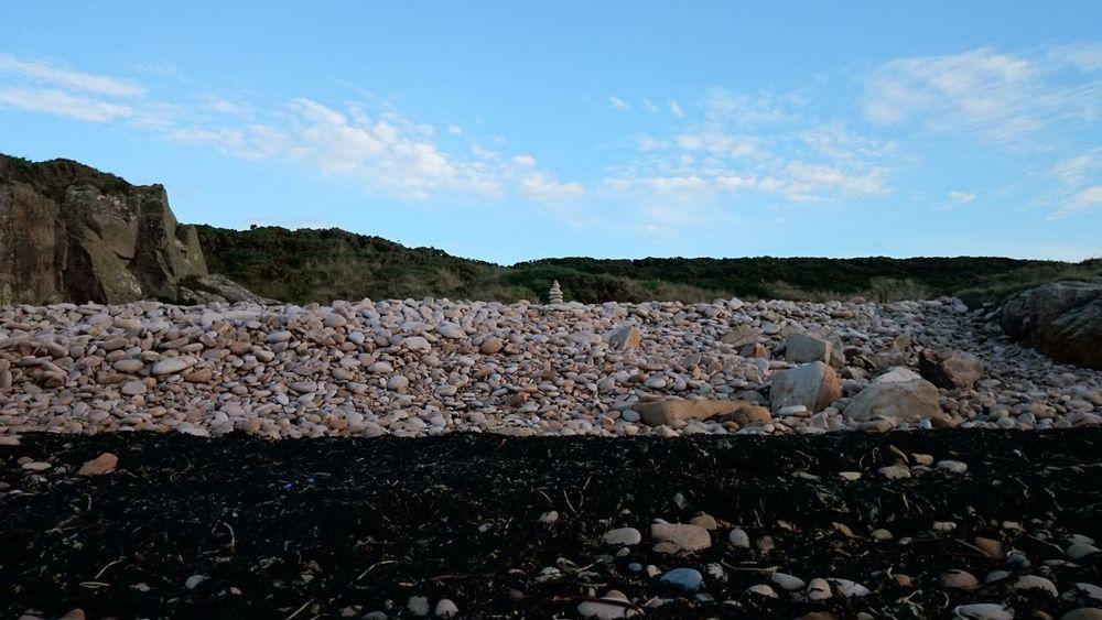 Beach Beach Beachphotography Day Nature No People Outdoors Pebble Rock Scotland Stone Uk Nature's Diversities