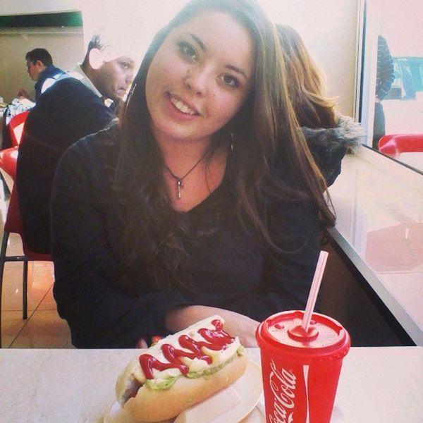 Completo Bebida Cocacola Lomejor glotones rerico rico likes4likes lindura thingforlike