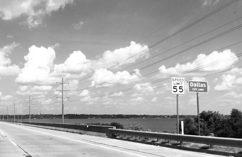 Sign Sky Road