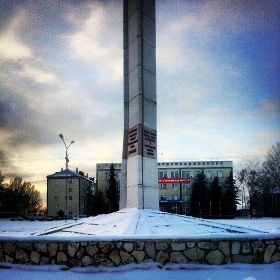 площадь памятник монумент Monument сквер