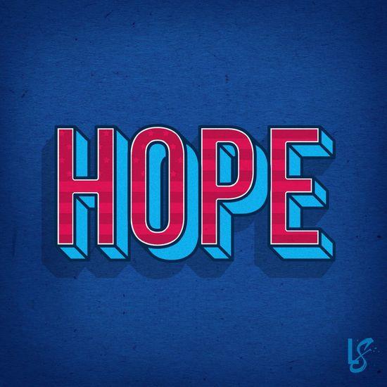Goodtype Type Typography Letters Lettering Handlettering Handtype Handdrawn Handdrawntype Illuminated Illustrator Laurascribbles Typeinspire TYPELOVE Love Hope America Flag