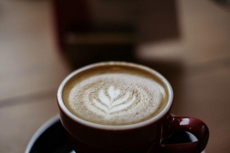 Latte art The