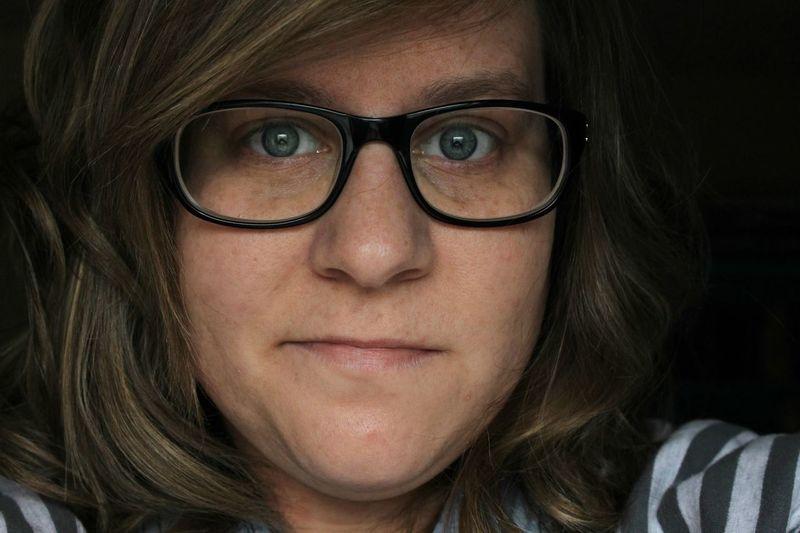 A self portrait. Just Me Blue Eyes Smile Live Life