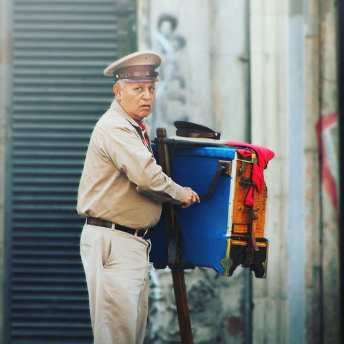 history EyeEm Selects Working Seniors Working Manual Worker Men Portrait Occupation Senior Adult City Senior Men Responsibility