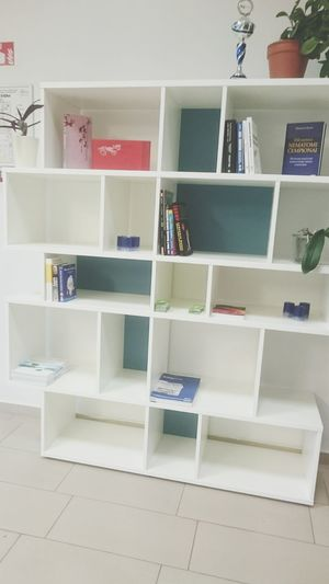 Shelf Bookshelf Indoors  Cabinet Neat Box - Container No People Tidy Room Day Office Objects Of Interest Indoor Illuminated Office View Offices Office Variation