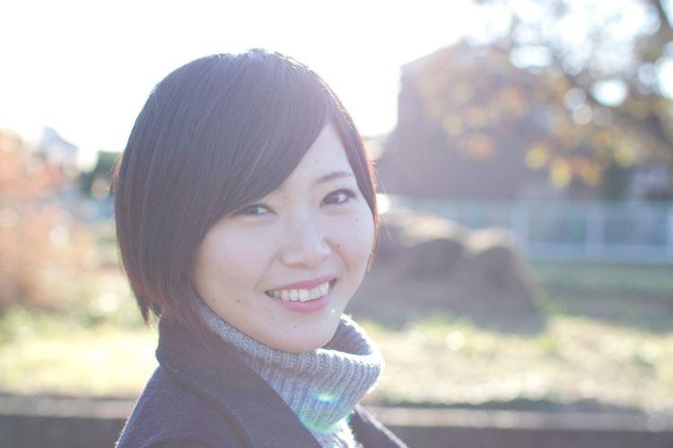 優しい笑顔。 MOVIE 映画 小田原 カメラ Street 道 People Pretty Photo Girl Photography 日本 Japan Friends Portrait 可愛い Trip Asian Beauty Asian Girl Friend ASIA 爽やか 青春