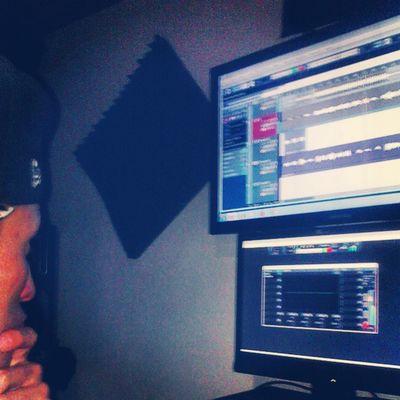 Preparando Recording Studio Music Feelingmusic Liveinparty Colombia Reggaeton  Adicta Perreo Production