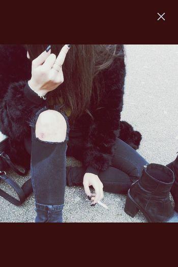 Mystyle Myuniquestyle Black Love Cigarette