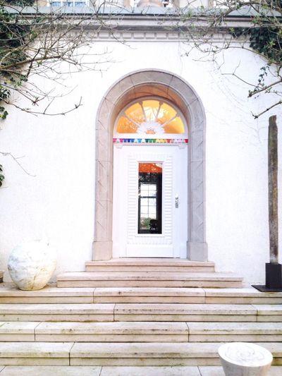 Vortex Eingang.