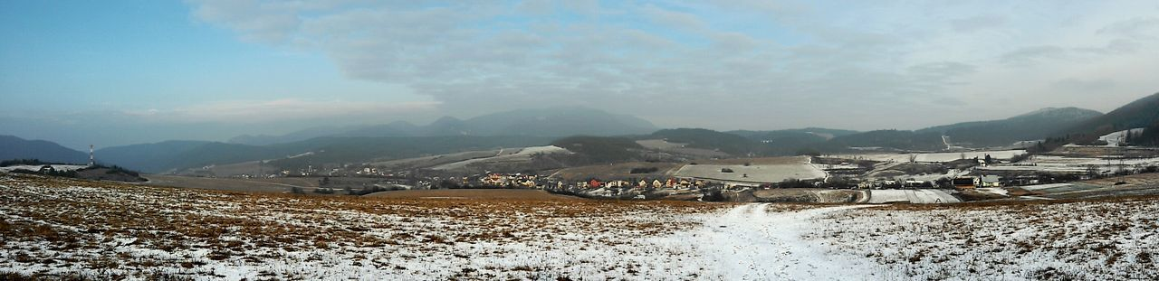 Winter Wintertime Village My Home My Homeland Relaxing Enjoying Life Hanging Out with my Uncle