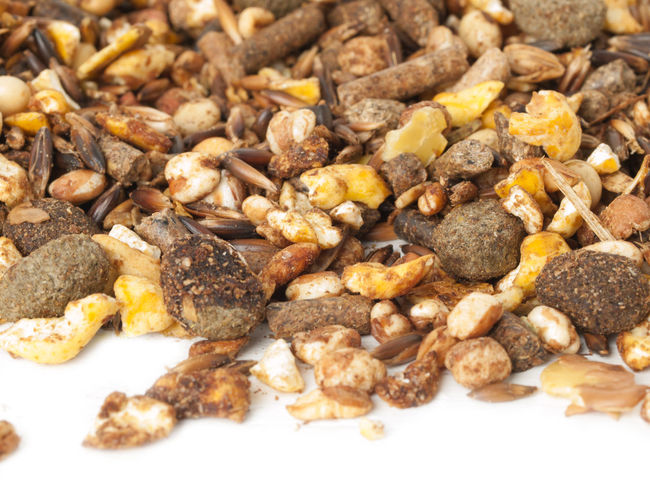 Close-up Day Dried Food Food Food And Drink Freshness Full Frame Healthy Eating Indoors  Muslie Nature No People Raisin Snack Studio Shot Variation White Background