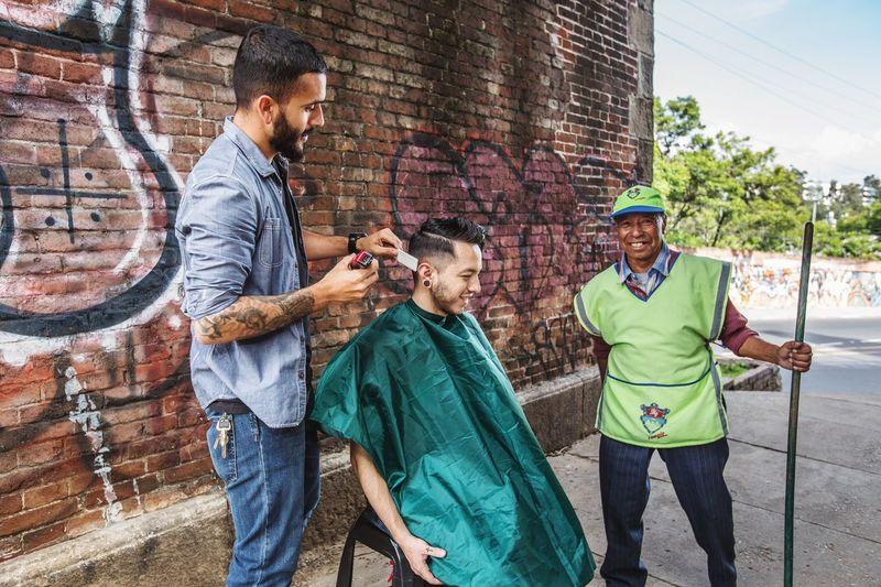 Barberlife Streetphotography