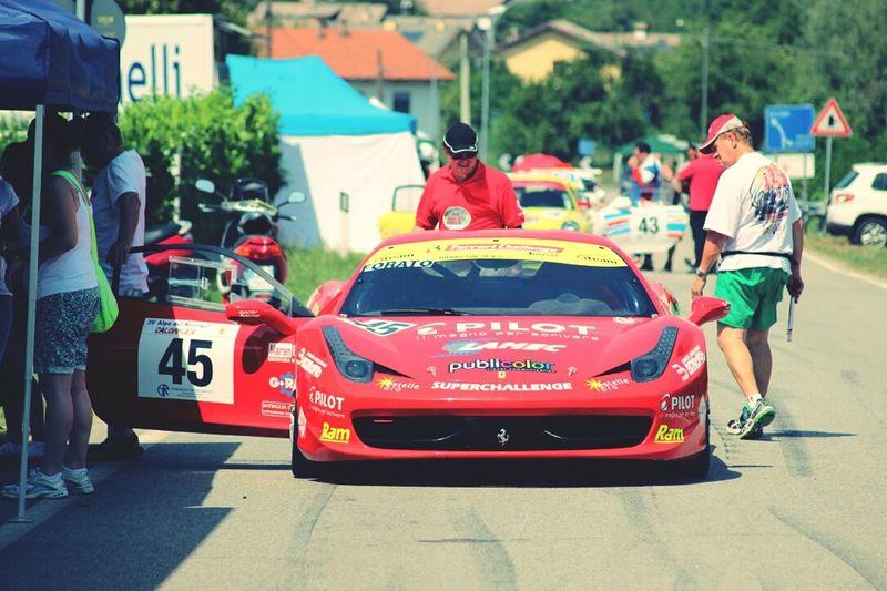 Scuderia Ferrari Racing Racincars I'm the faster