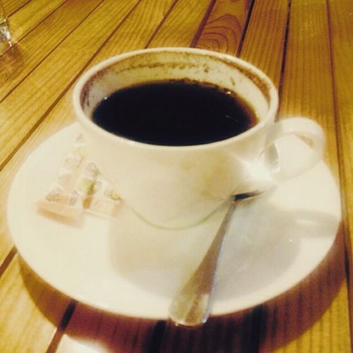 Every cup of coffee have its own story Coffee Americano TORAJACOFFEE