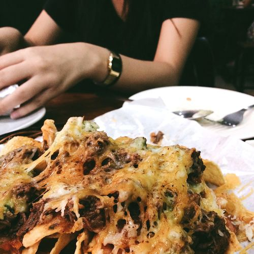 A Taste Of Life Nachos Food Eyeem Philippines Show Us Your Takeaway! ShareTheMeal Snack Lunch Dinner Meal Enjoy The New Normal
