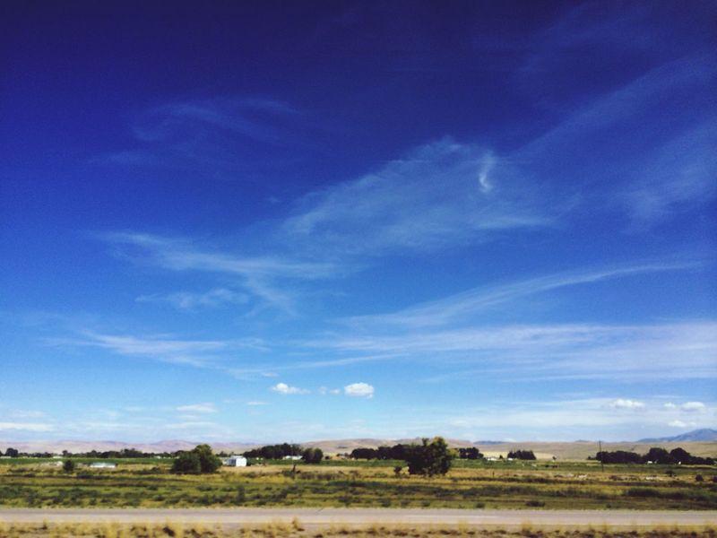 路过爱达荷…