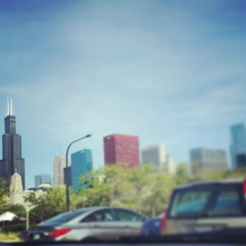 Chicago Willistower Searstower