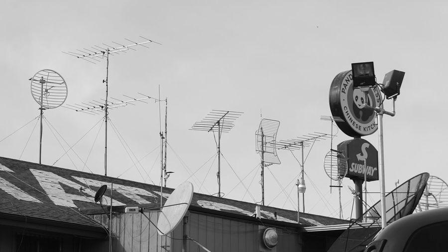 Beautiful Barstow Antenna - Aerial
