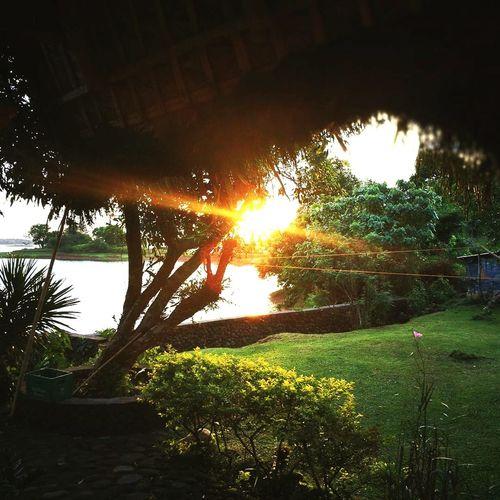 Aliw at Cavinti Beauty In Nature Sunset CavintiLaguna AliwFalls First Eyeem Photo