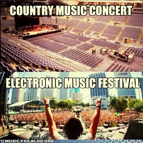 Electric music festival over everything :) #edclv2013 #edclv