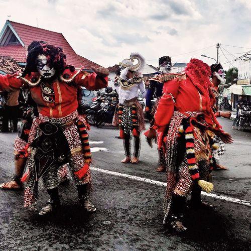 Indonesian Carnival Indonesian Festivities Streets Of Yogyakarta Carnival