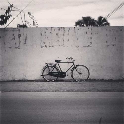 African Bicycle , GrandBassam , IvoryCoast , 1999