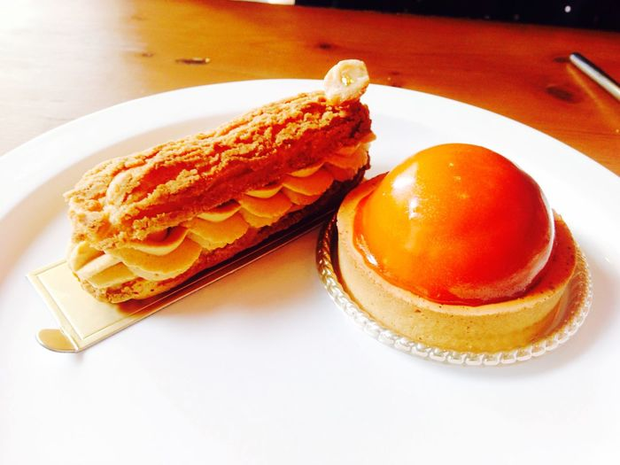 Orange By Motorola Dessert Eclair Relaxing Time Tarte Lovers