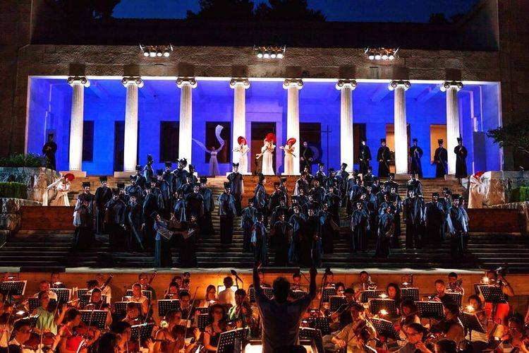 Music Brings Us Together First Eyeem Photo Opéra Giacomo Puccini Split Croatia
