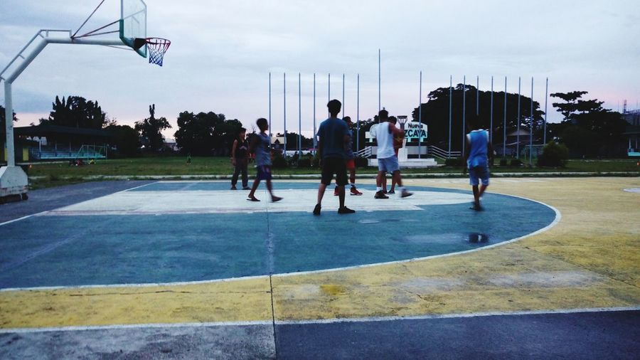 A game to play Basketball - Sport Sport Playing Track And Field Stadium Basketball Player Outdoors Sports Team Full Length Sportsman People Only Men Adult Match - Sport Court Competition Sports Clothing Competitive Sport Baseball - Sport Day Adults Only First Eyeem Photo