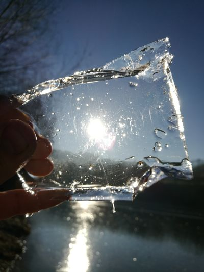 Ice.... Cold