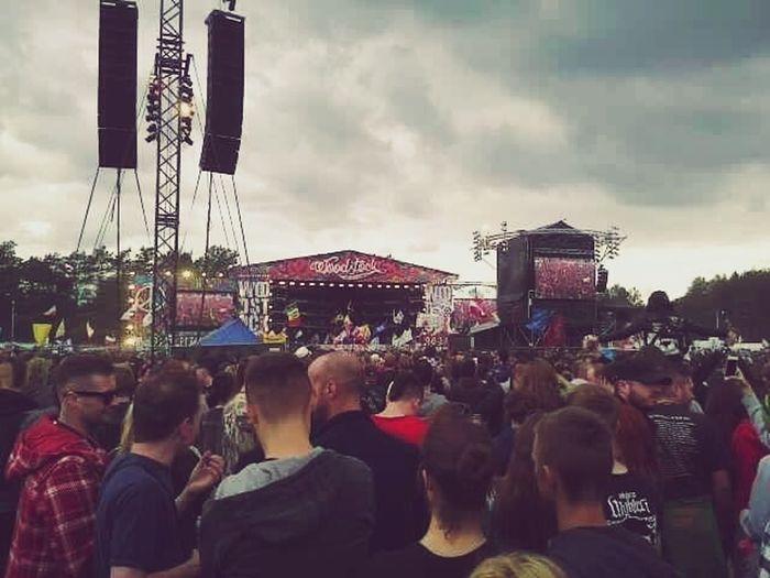 The best place ❤✌ Woodstock Poland Memories Music Peace ✌ Love Rock'n'Roll Przystanekwoodstock Festival Kostrzyn Nad Odrą Wośp