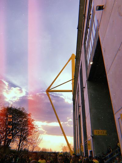 WESTFALENSTADION since 1974. Photooftheday Photography Photographer BvB Culture Urban Skyline Check This Out Architecture_collection Building Exterior EyeEm Best Edits EyeEm Best Shots EyeEmBestPics EyeEm Gallery EyeEm Selects Streetphotography Capture Close-up Sky Architecture Built Structure Nature Night Low Angle View Building Exterior Star - Space Outdoors Sunset Reflection Cloud - Sky Astronomy