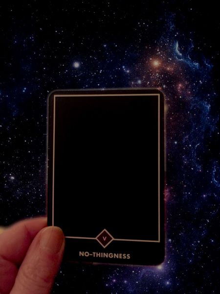 Pattern Pieces Getting Creative Tarot Tarotcards Nothingness Abstract Space
