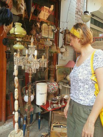 Antique Antigue Dealer Türkiye Yellow Outdoors Travel Photography City Day One People 3XSPhotographyUnity