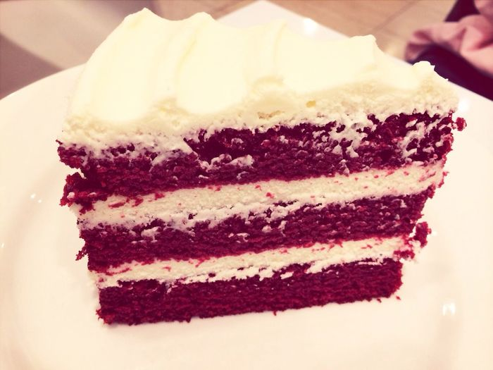 Redvelvet Cake Food red velvet cake